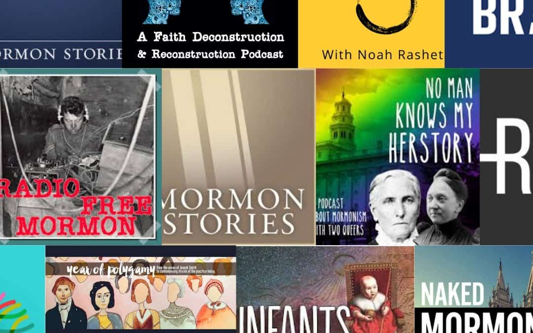 63 Favorite Podcast Episodes for Transitioning Mormons
