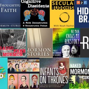 63 Favorite Podcast Episodes for Transitioning Mormons