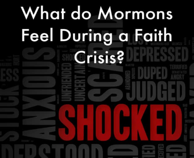 What Does a Mormon Faith Crisis Feel Like?
