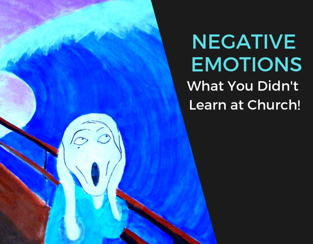 "4 Ways to Cope with a ""NEGATIVE"" Emotion"