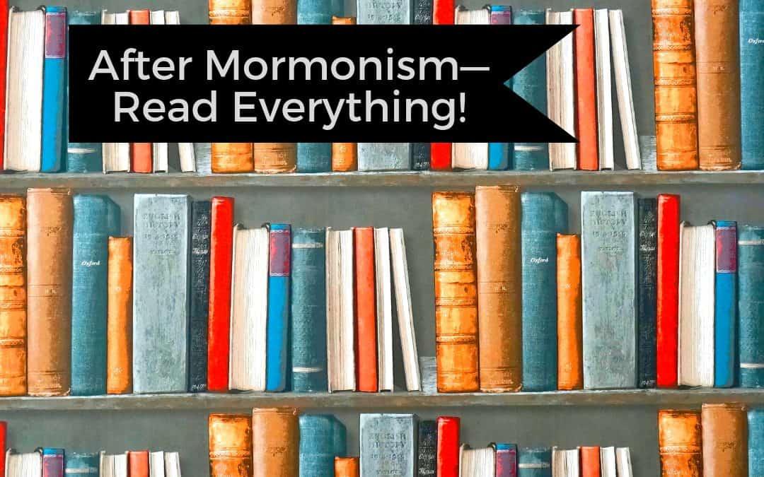 10 Eye-Opening Books for Transitioning Mormons